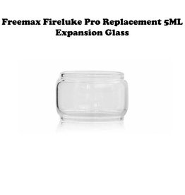 Freemax Freemax Fireluke Pro Replacement 5ML Bulb Expansion Glass