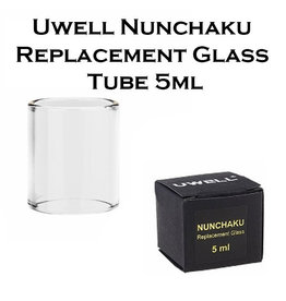 Uwell Uwell Nunchaku Replacement Glass Tube 5ml
