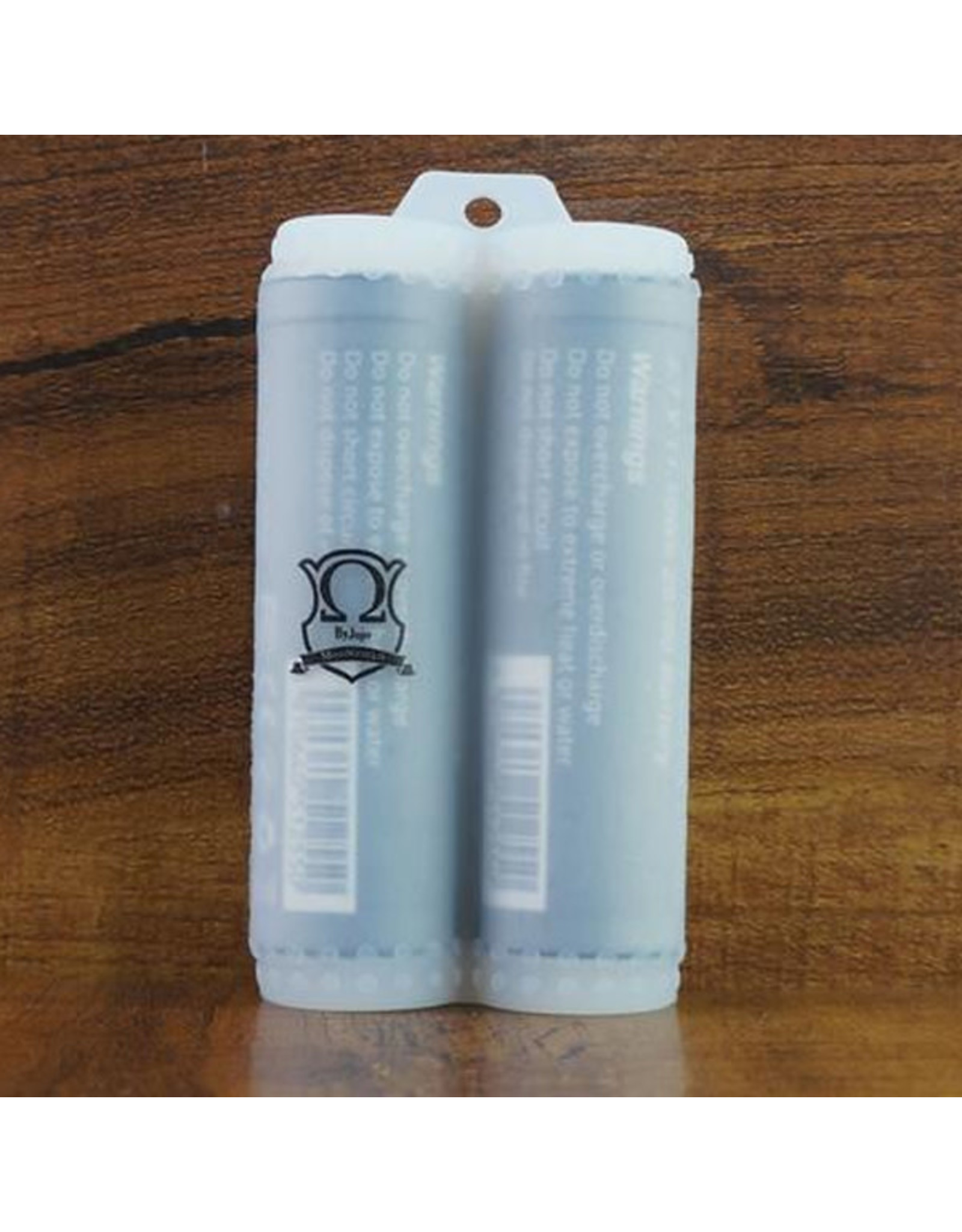 20700 Double Battery Silicone Case By ModShield