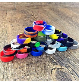 21MM Tank Bands - Assorted Colors -