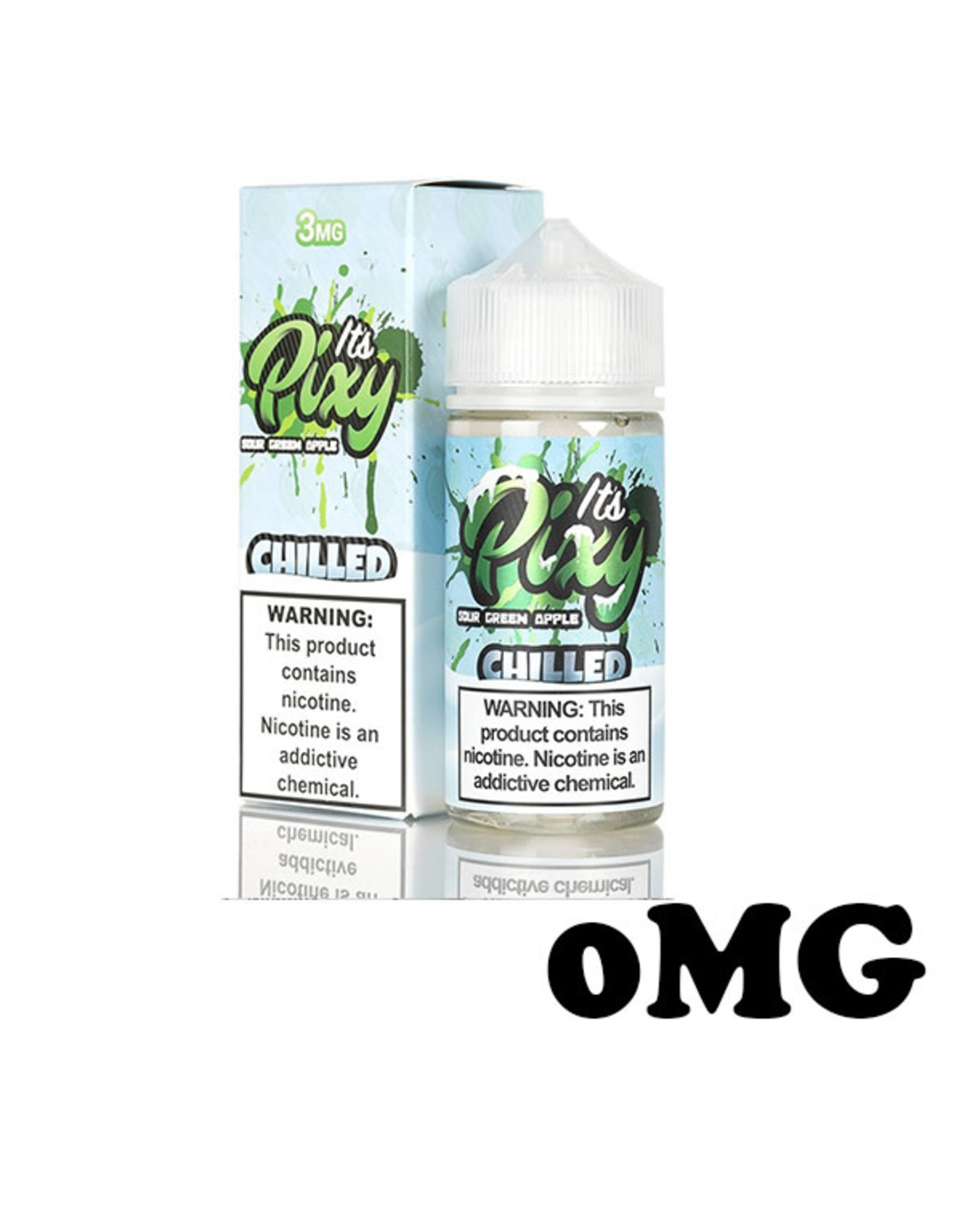 Shijin Vapor It's Pixy E-juice