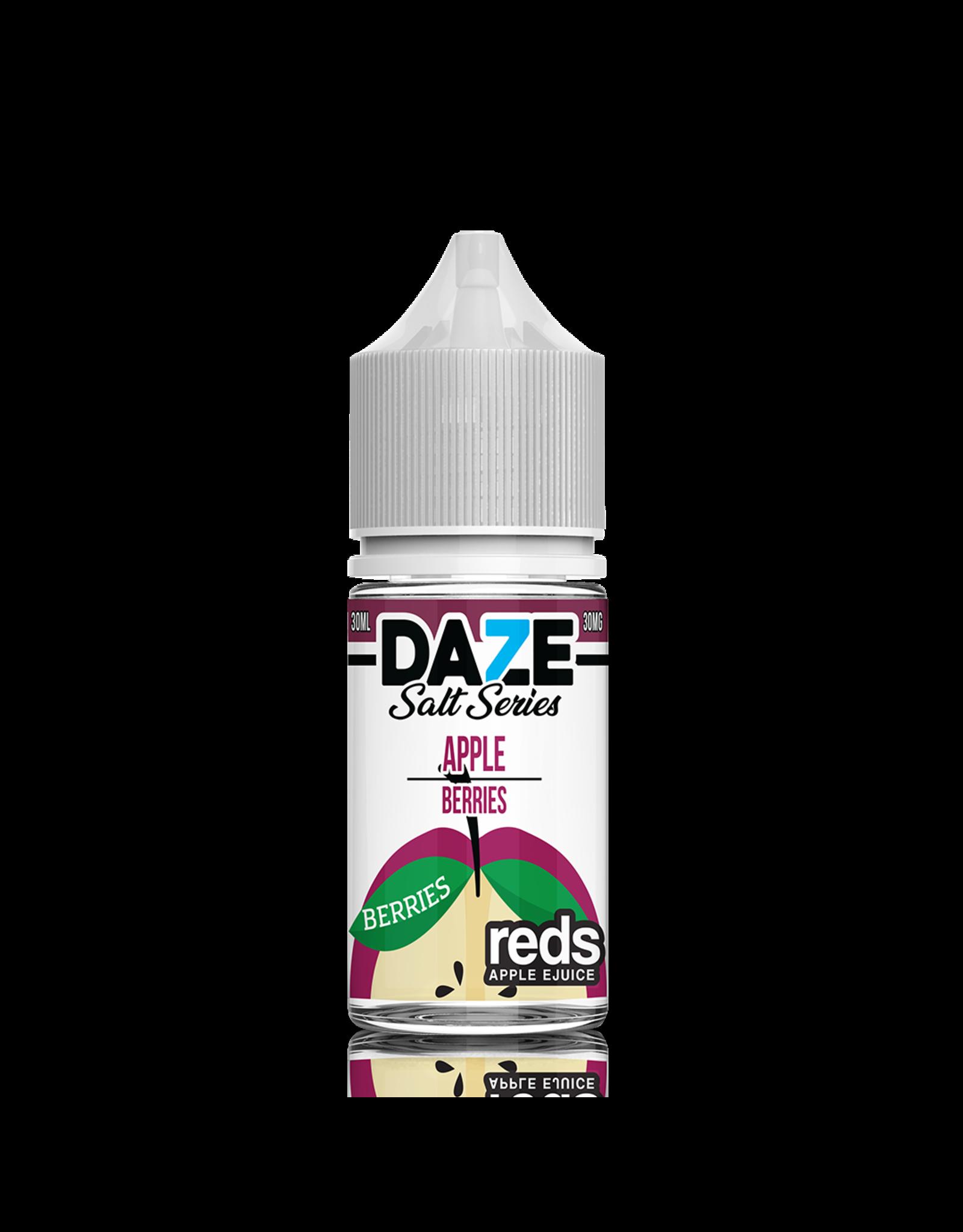 Vape 7 Daze (Reds Apple) Vape 7 Daze Salt