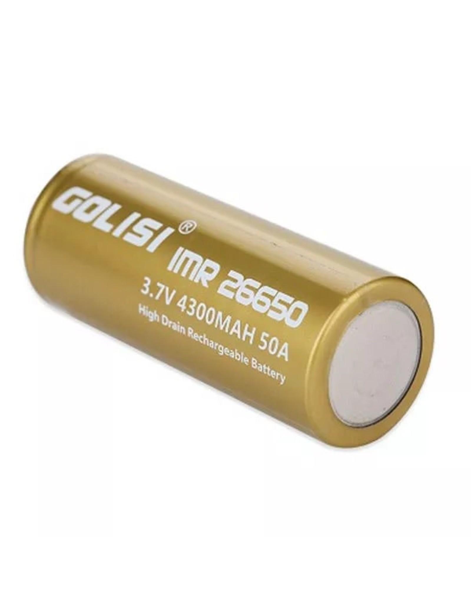 GOLISI GOLISI IMR S43 26650 4300mAh 35A Battery
