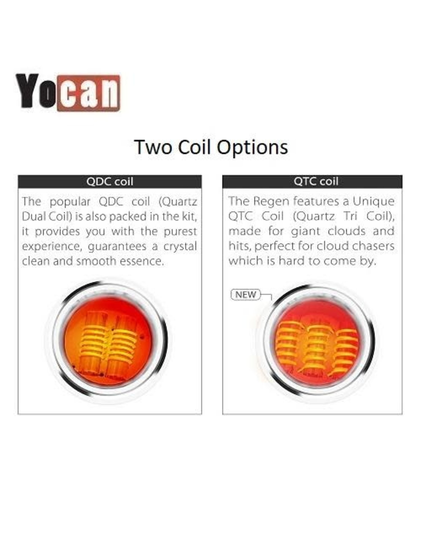 Yocan Yocan Regen Replacement Coils