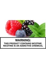 N2 Vapes House Juice Aqua Berry Blast