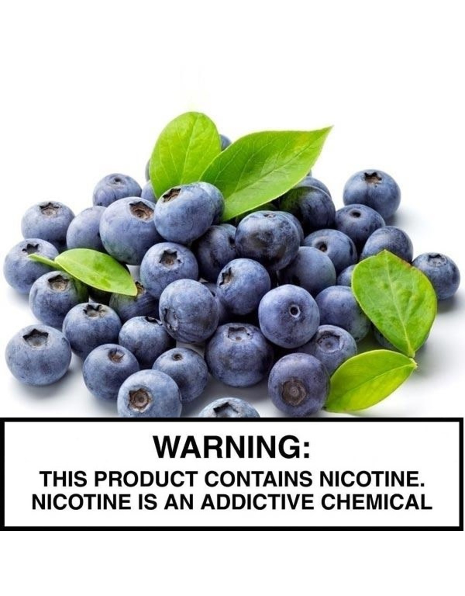 N2 Vapes House Juice Blueberry E-Juice