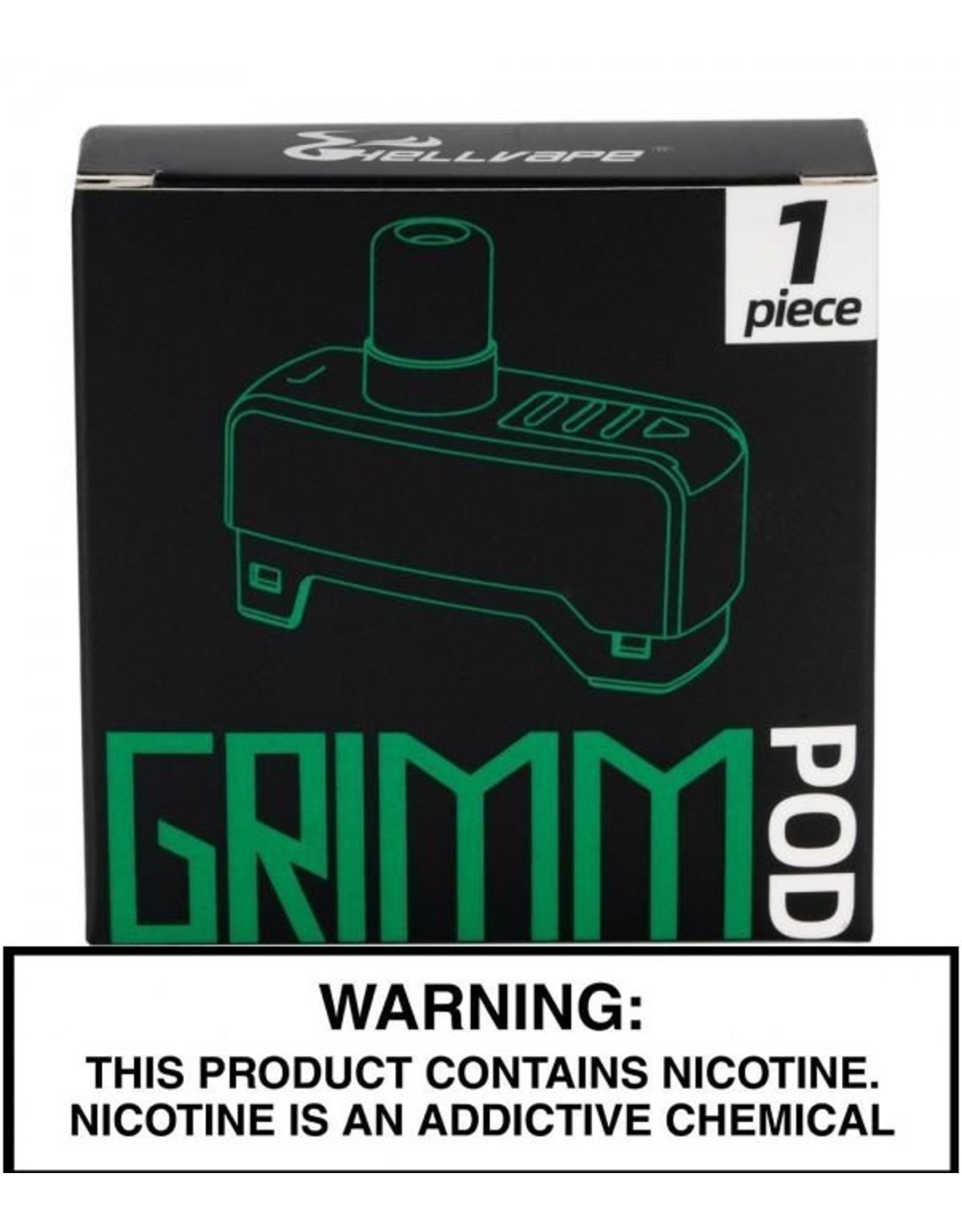 Hellvape HellVape Grimm Replacement Pod 1PC