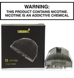 Smoant Smoant S8 2ML Refillable Replacement Pod - Single