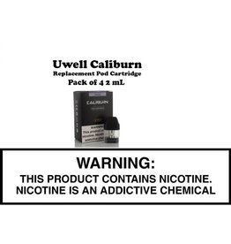 Uwell Uwell Caliburn Refillable Replacement Pod Cartridge - Pack of 4