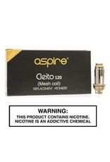 Aspire Aspire Cleito 120 Replacement Coils 5 pack