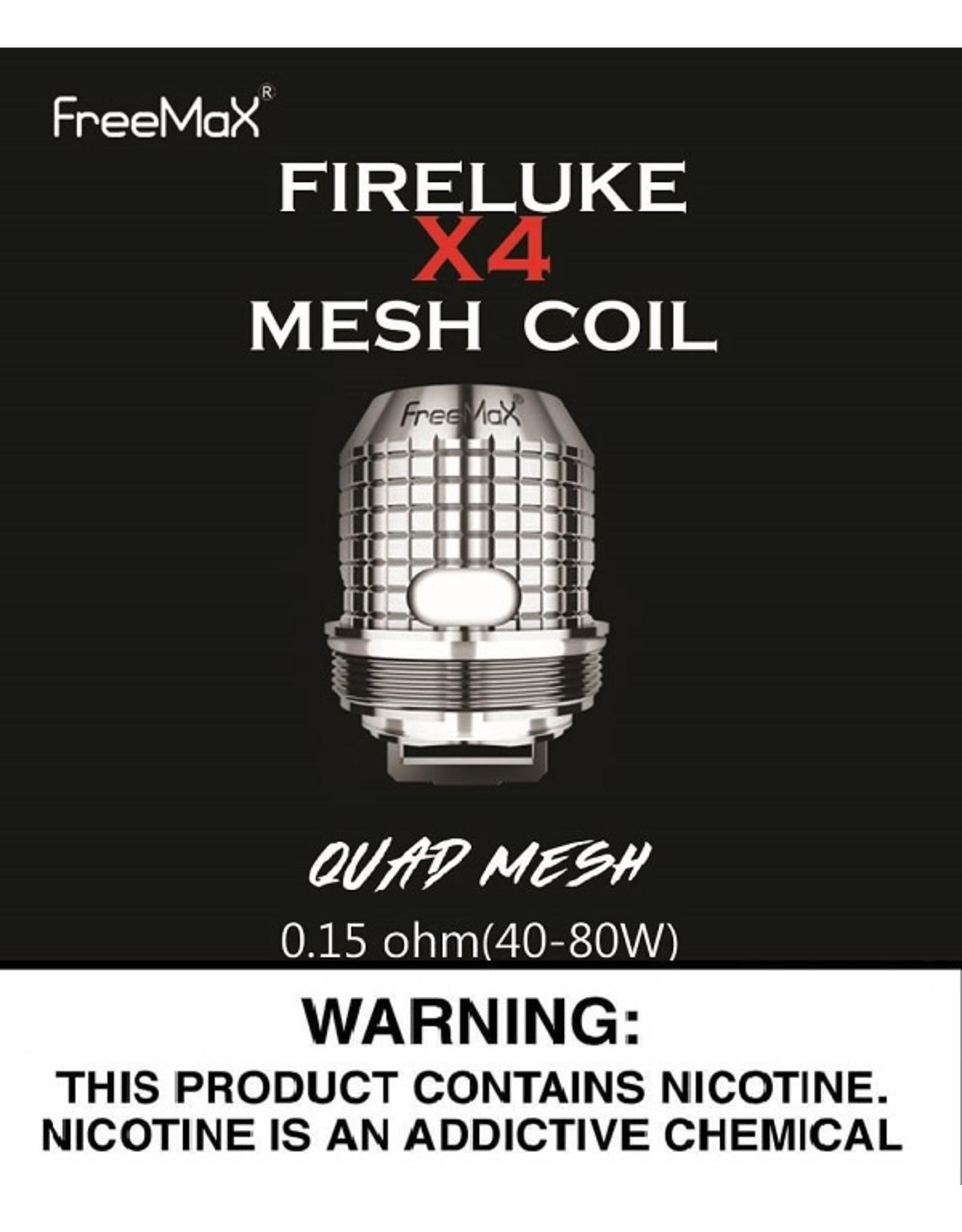 Freemax Freemax Fireluke M Replacement Coils - Pack of 5