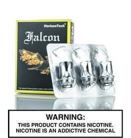 Horizon Horizon Tech Falcon Replacement Coils - Pack of 3