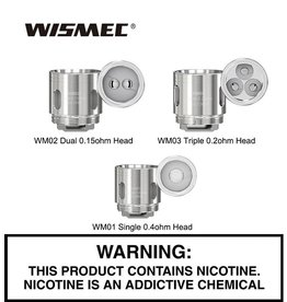 Wismec Wismec WM Gnome Replacement Coils Pack of 5