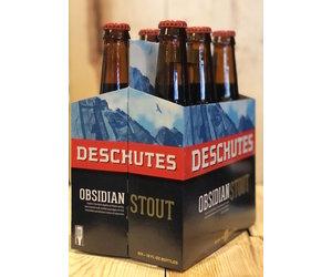 Beer Deschutes Obsidian Stout 6-pack