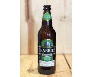 Beer Crabbies Ginger Beer