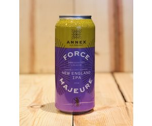 Beer Annex Force Majeure New England Ipa 473ml