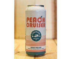 Beer Coronado Peach Cruiser Ipa 473ml