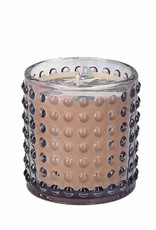 bridgewater sweet grace - candle #031hobnail glass
