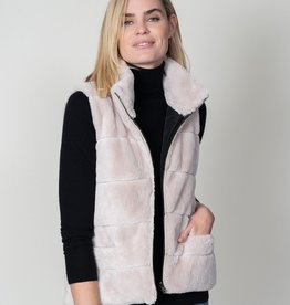 dylan fur love reversible vest