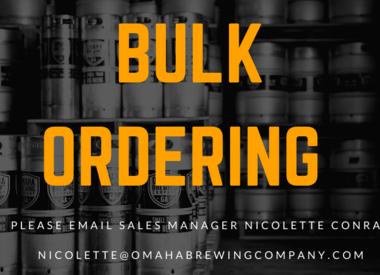 Bulk Ordering