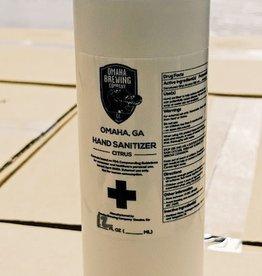 12oz. Bottle of Hand Sanitizer