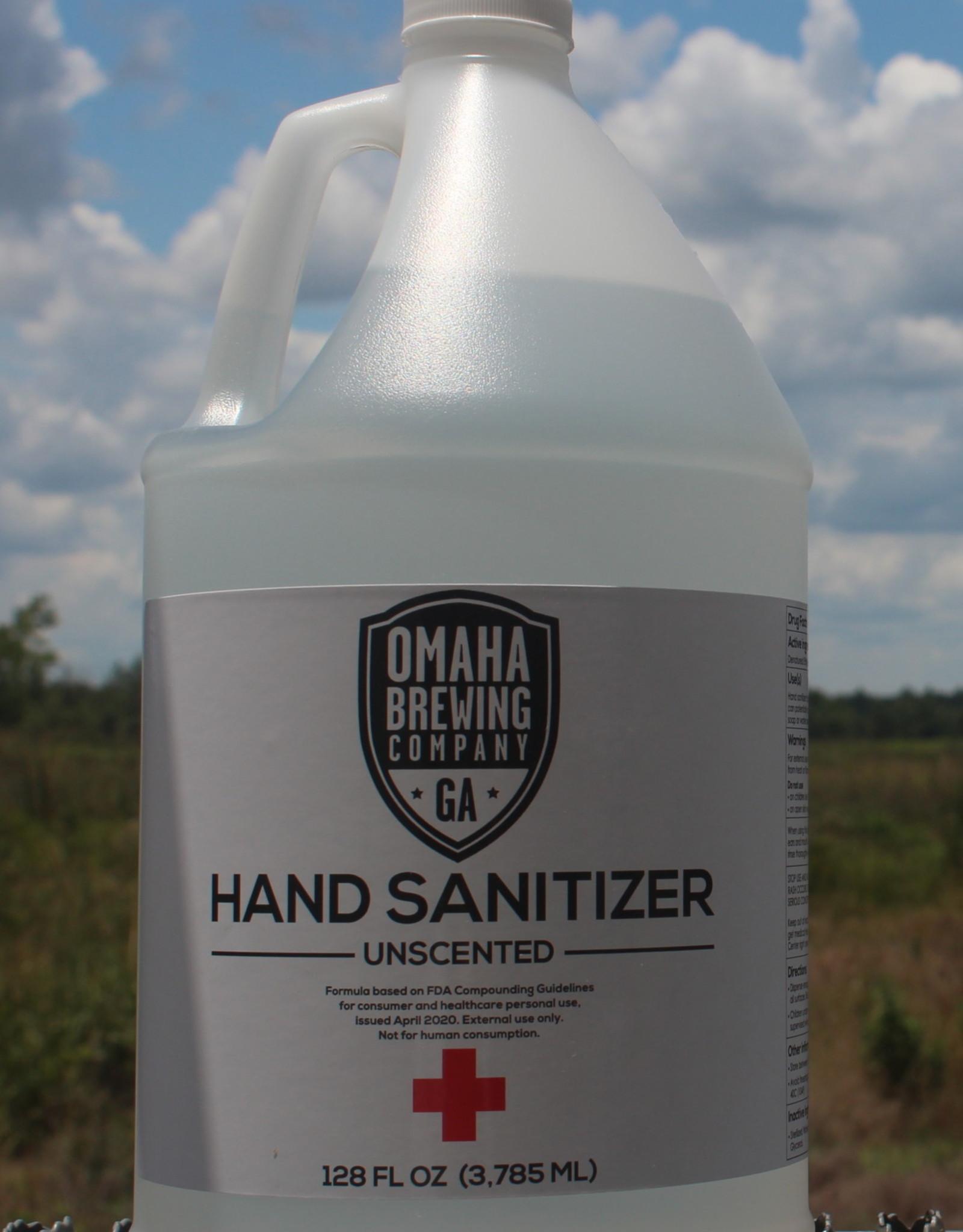 1-Gallon Jug of Hand Sanitizer