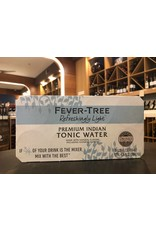 Fever Tree Light Tonic Cans