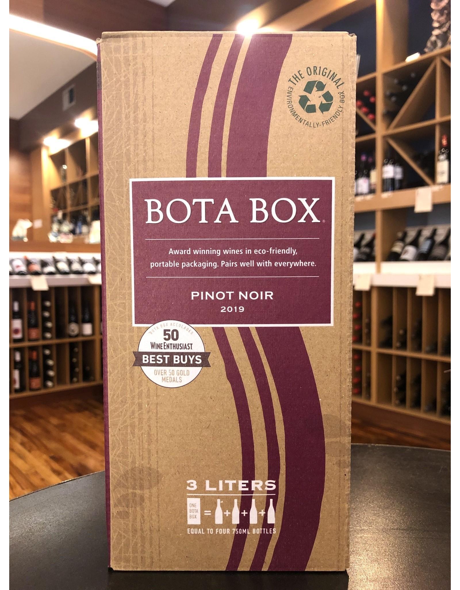 Bota Box Pinot Noir  - 3 Liter