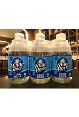 White Rock Club Soda - 6-pack