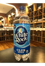 White Rock Club Soda - 1 Liter