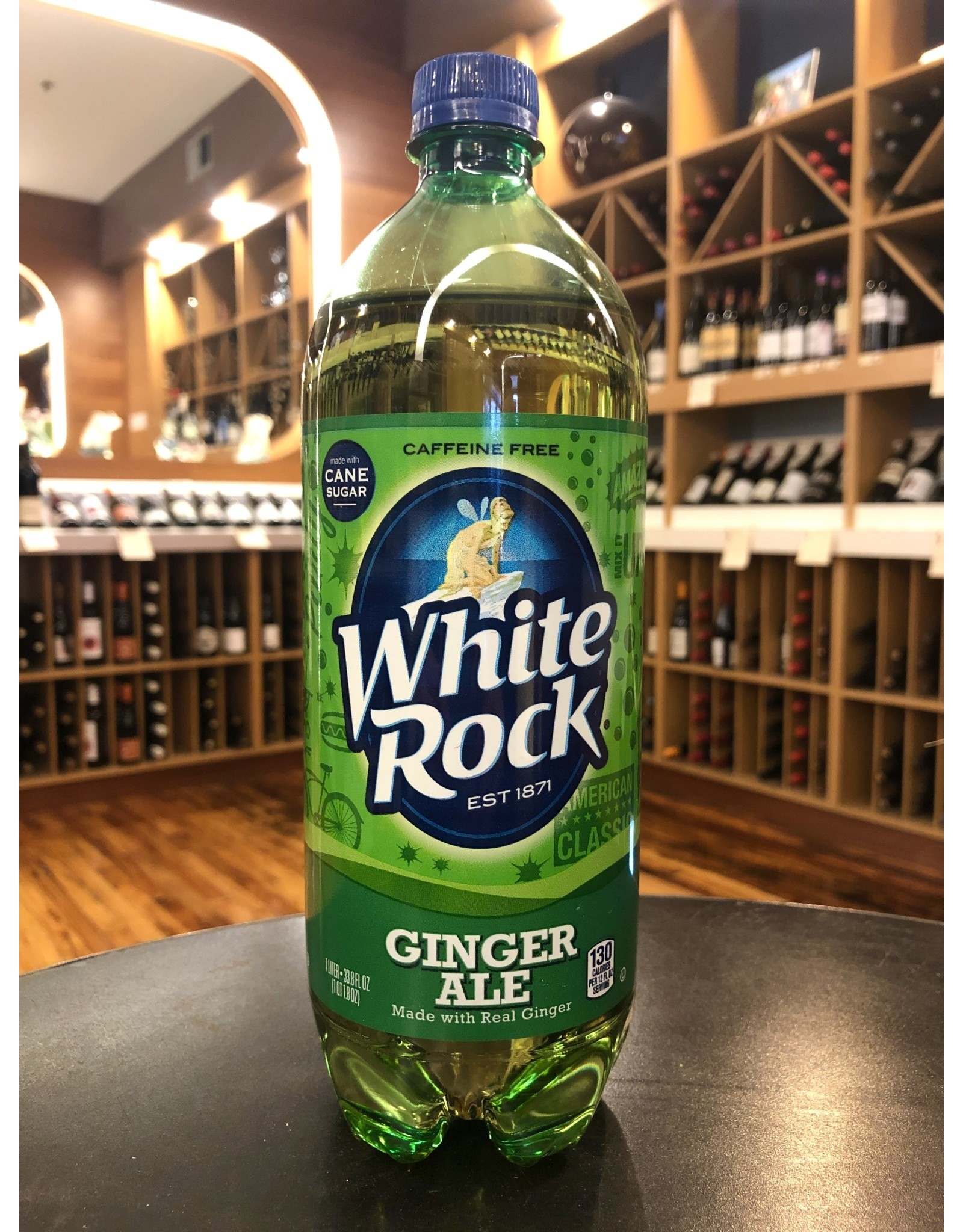 White Rock Ginger Ale - 1 Liter