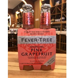 Fever Tree Pink Grapefruit 4-pack