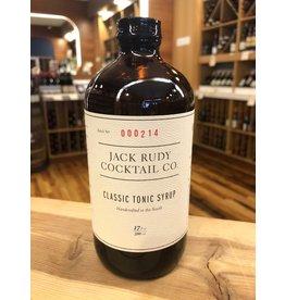 Jack Rudy Tonic Syrup - 17 oz.