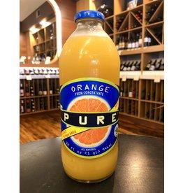 Mr Pure Orange Juice - 32 oz.