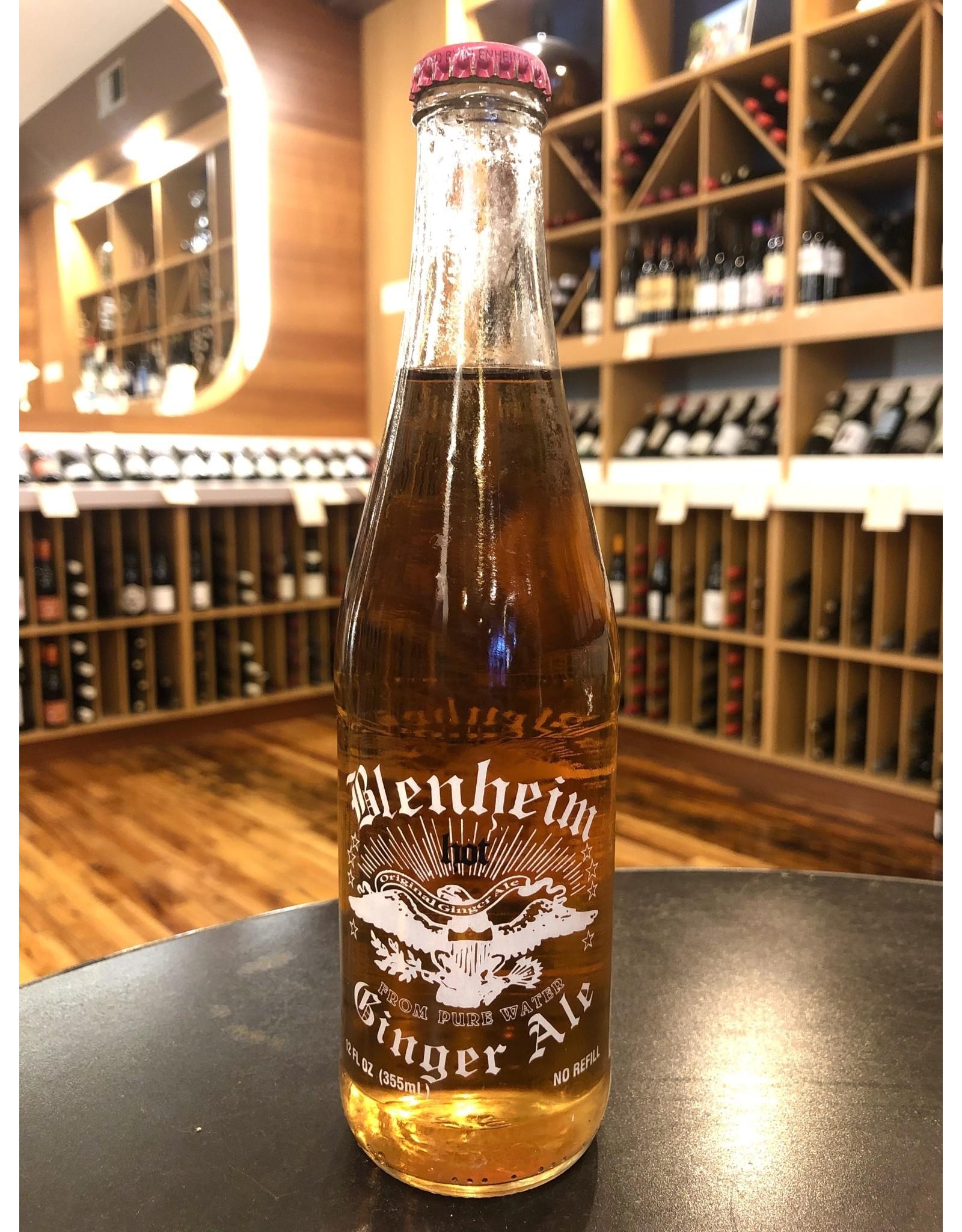 Blenheim HOT Ginger Ale - 12 oz.