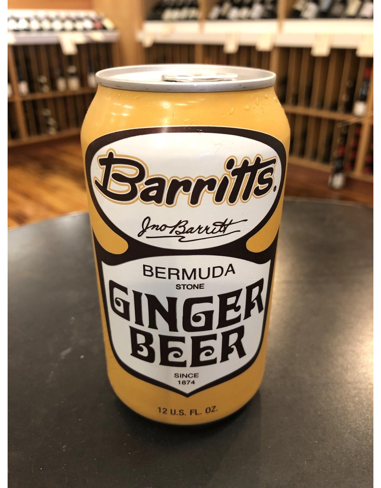 Barritts Ginger Beer - 12 oz.