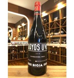 Olivier Riviere Rayos Uva Rioja Tinto - 750 ML