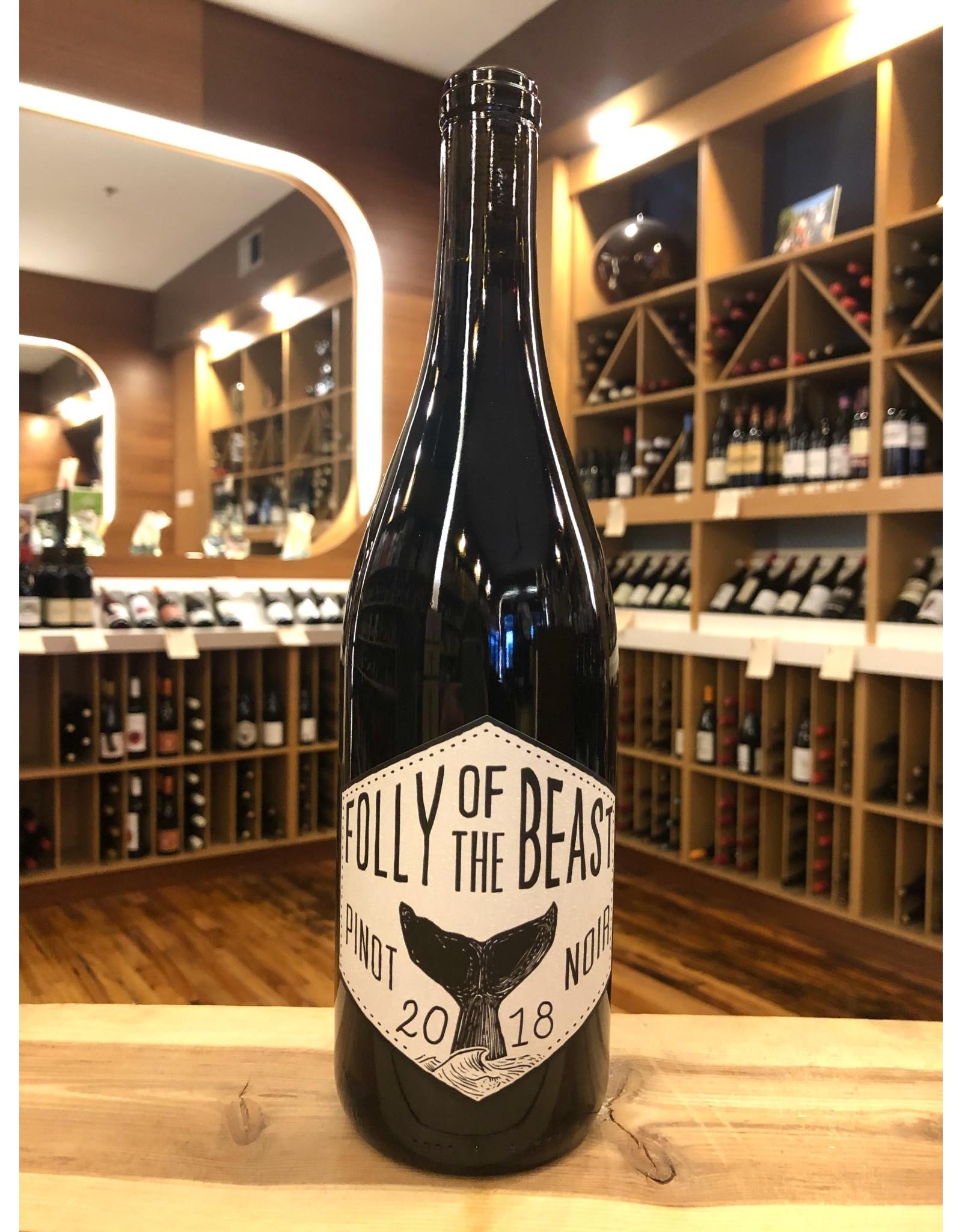 Folly of the Beast Pinot Noir - 750 ML