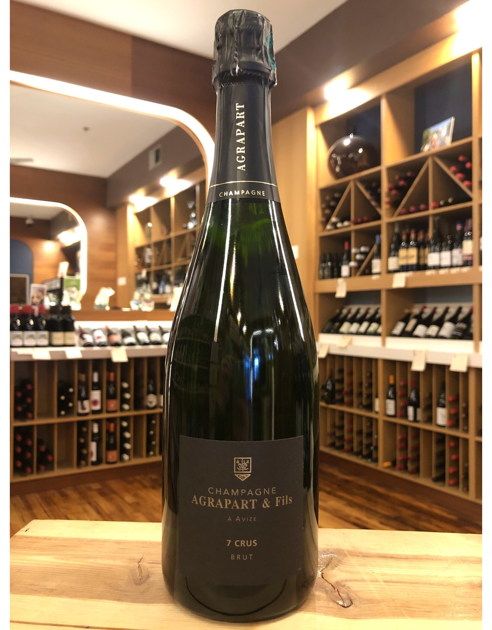 Agrapart & Fils 7 Crus Champagne - 750 ML