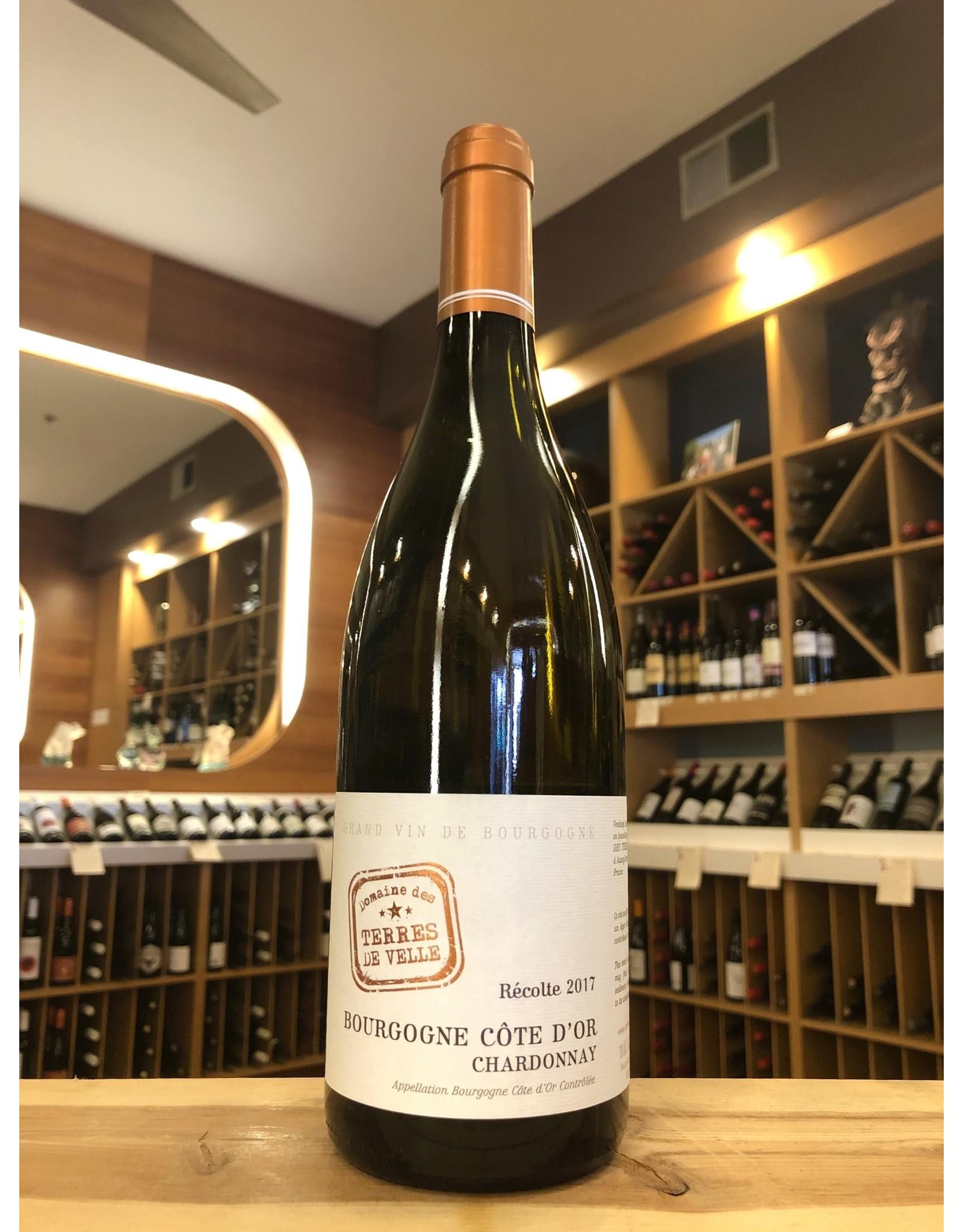 Terres de Velle Bourgogne Blanc - 750 ML