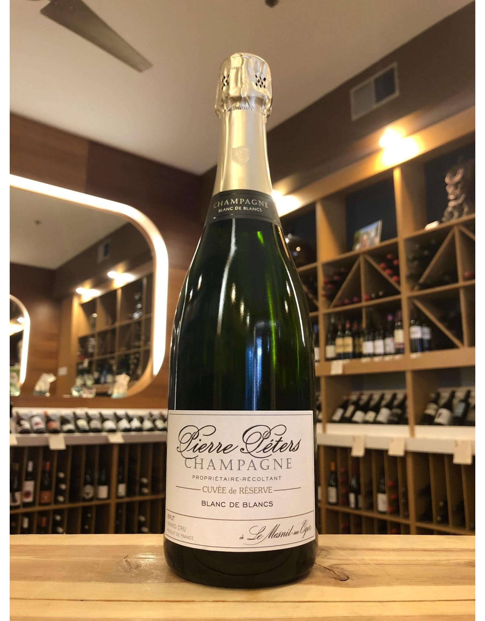 Pierre Peters Blanc de Blancs Champagne - 750 ML