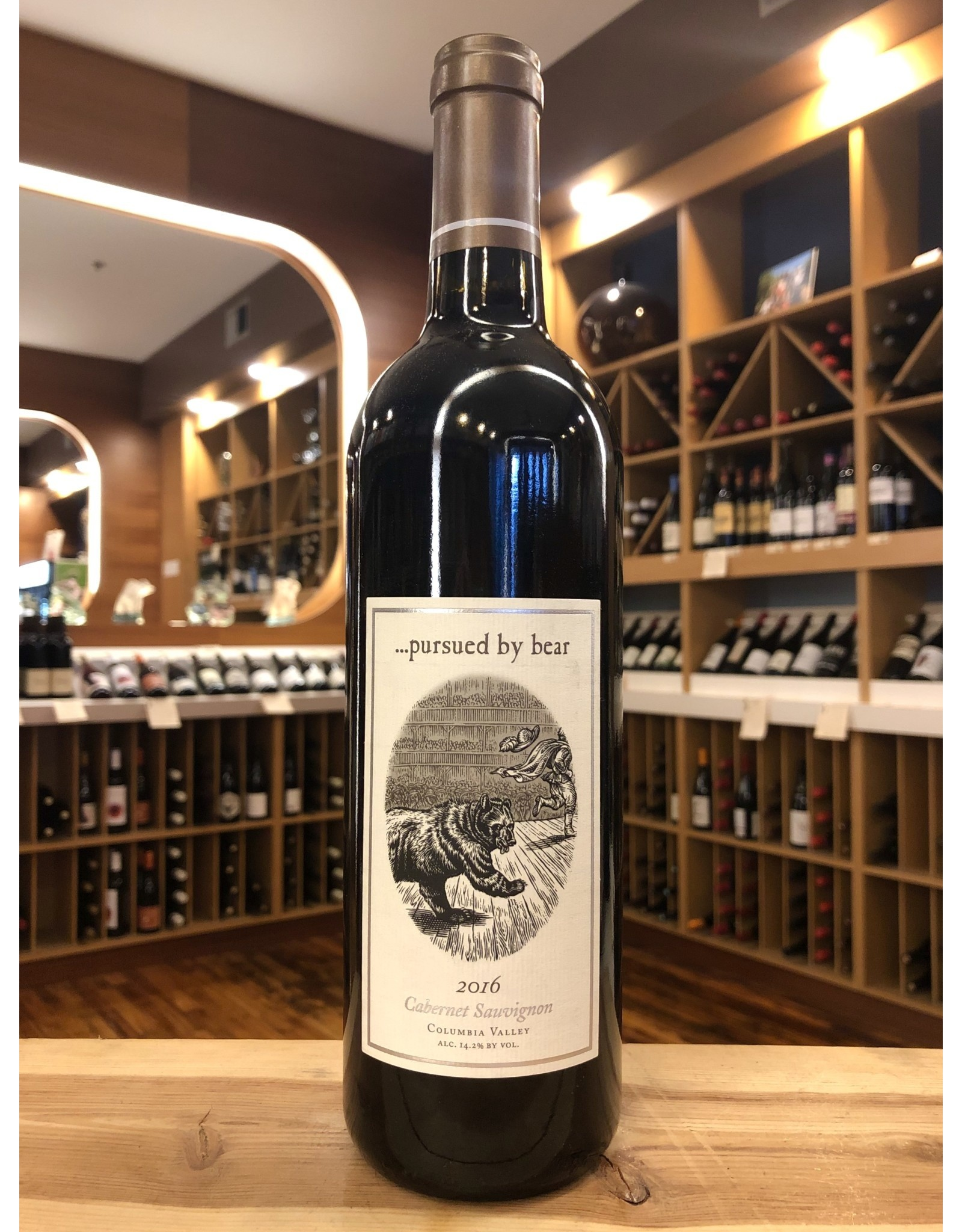Pursued By Bear Cabernet - 750 ML