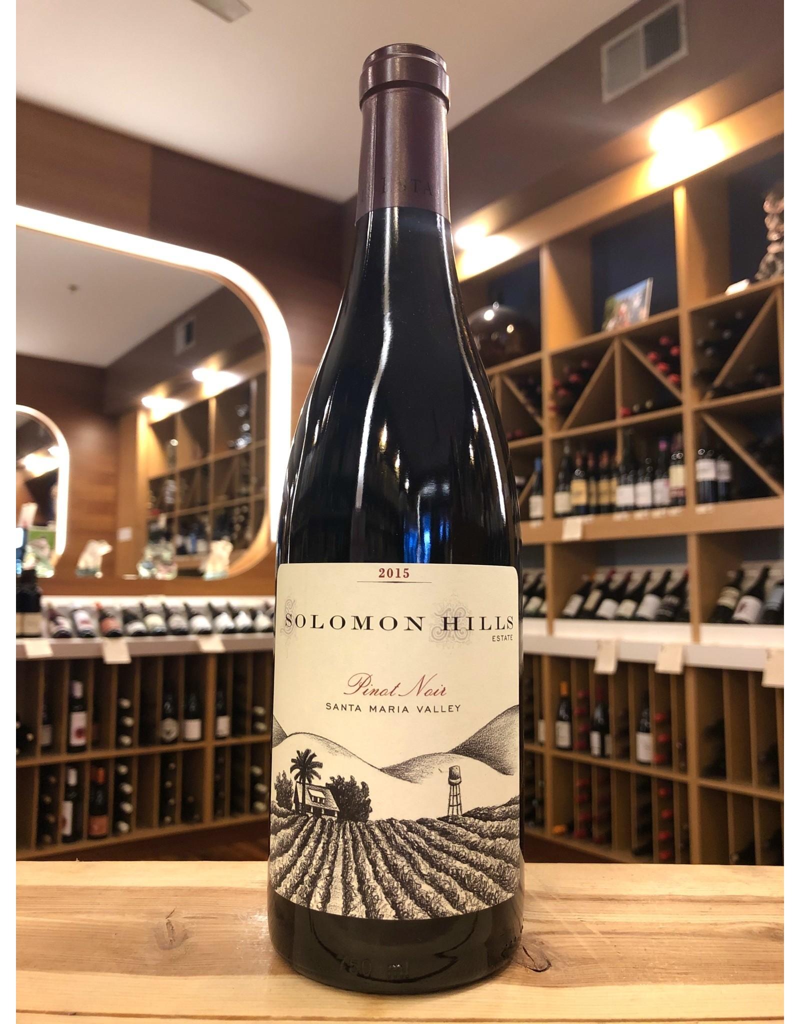 Solomon Hills Pinot Noir - 750 ML