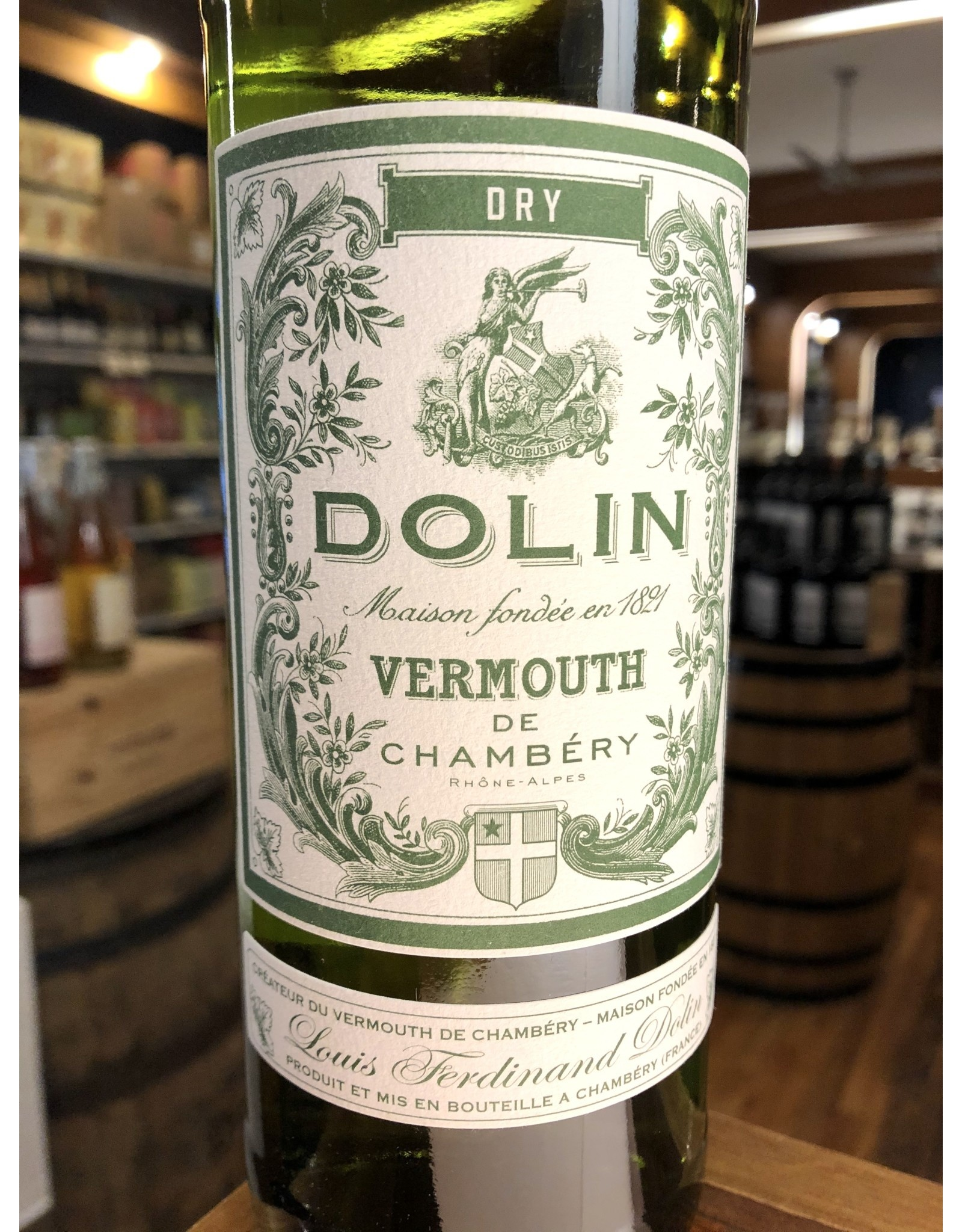 Dolin Dry Vermouth - 750 ML