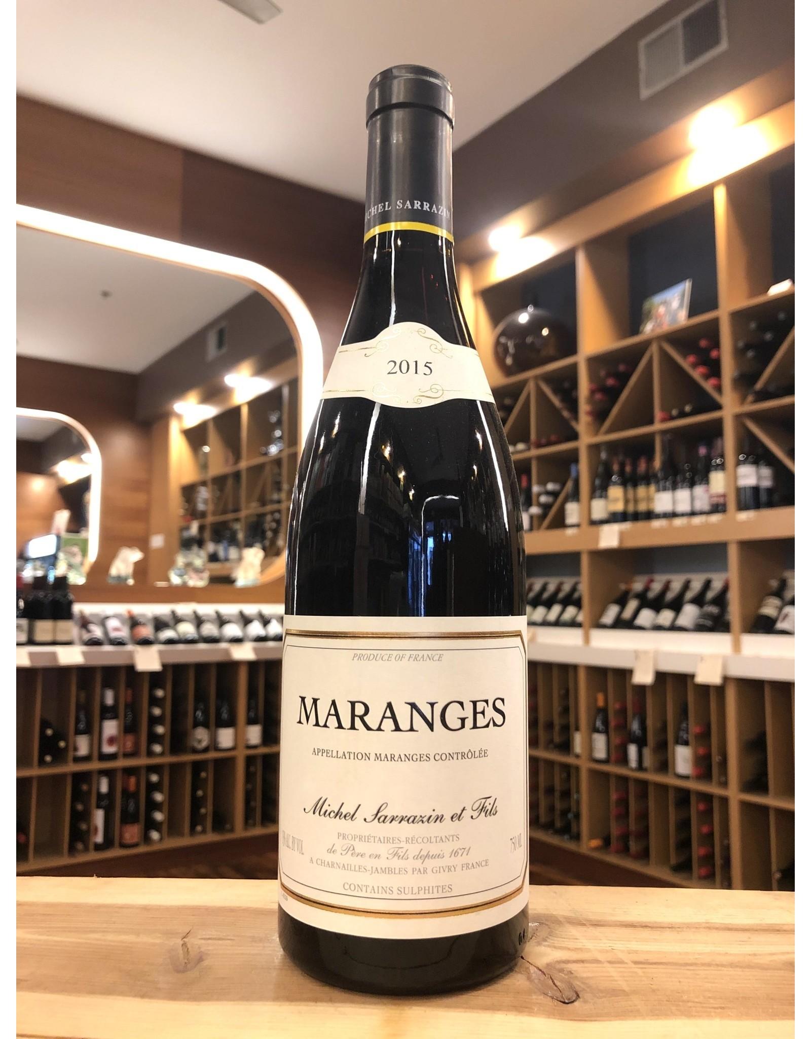 Sarrazin Maranges Bourgogne - 750 ML