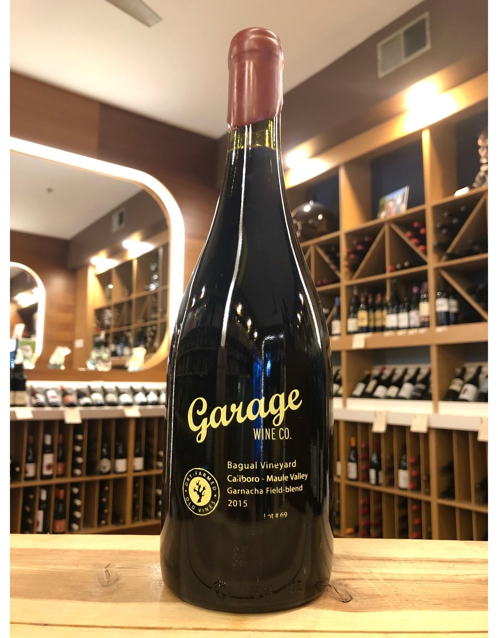 Garage Wine Co Garnacha - 750 ML