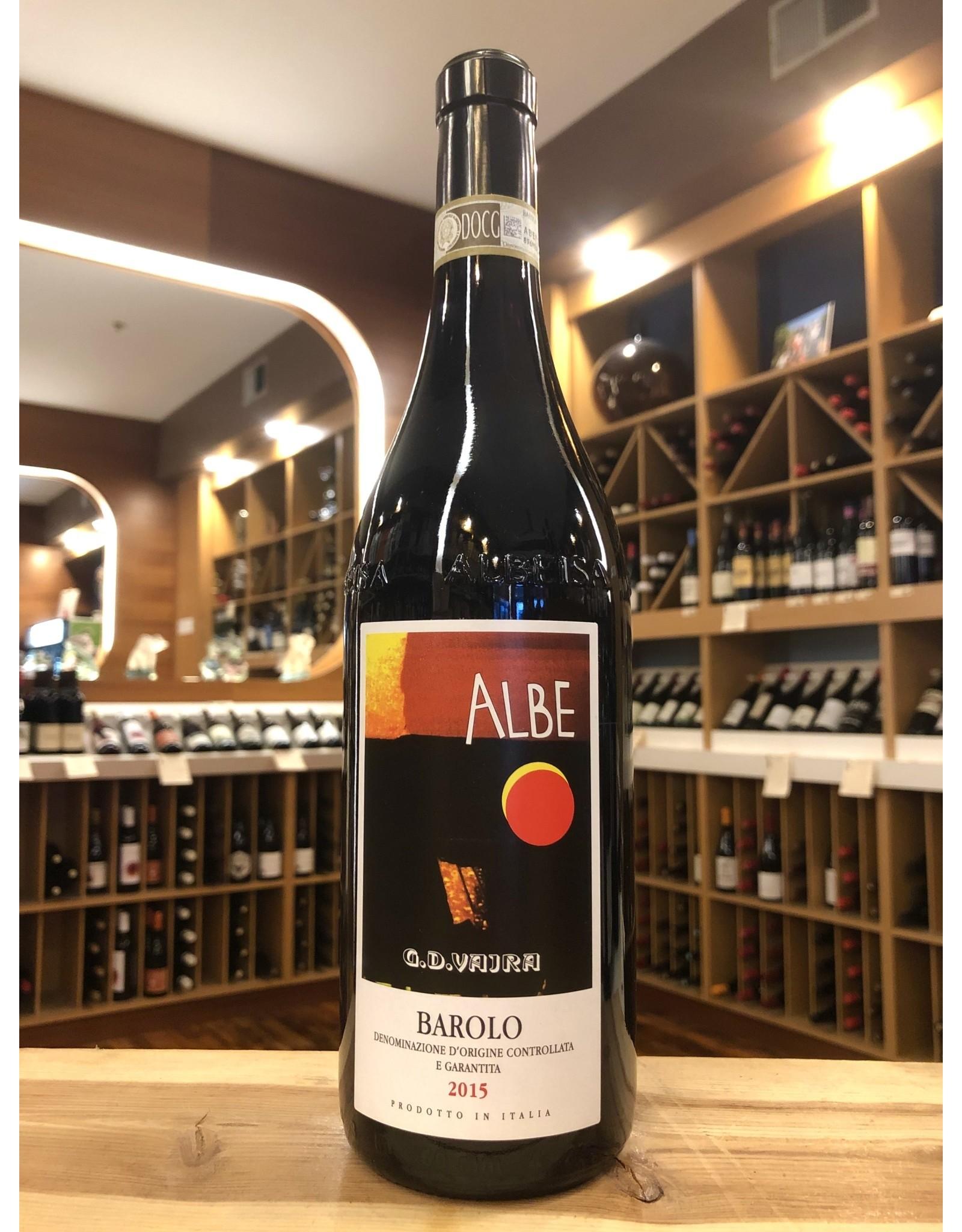 Vajra Barolo Albe 2016 - 750 ML