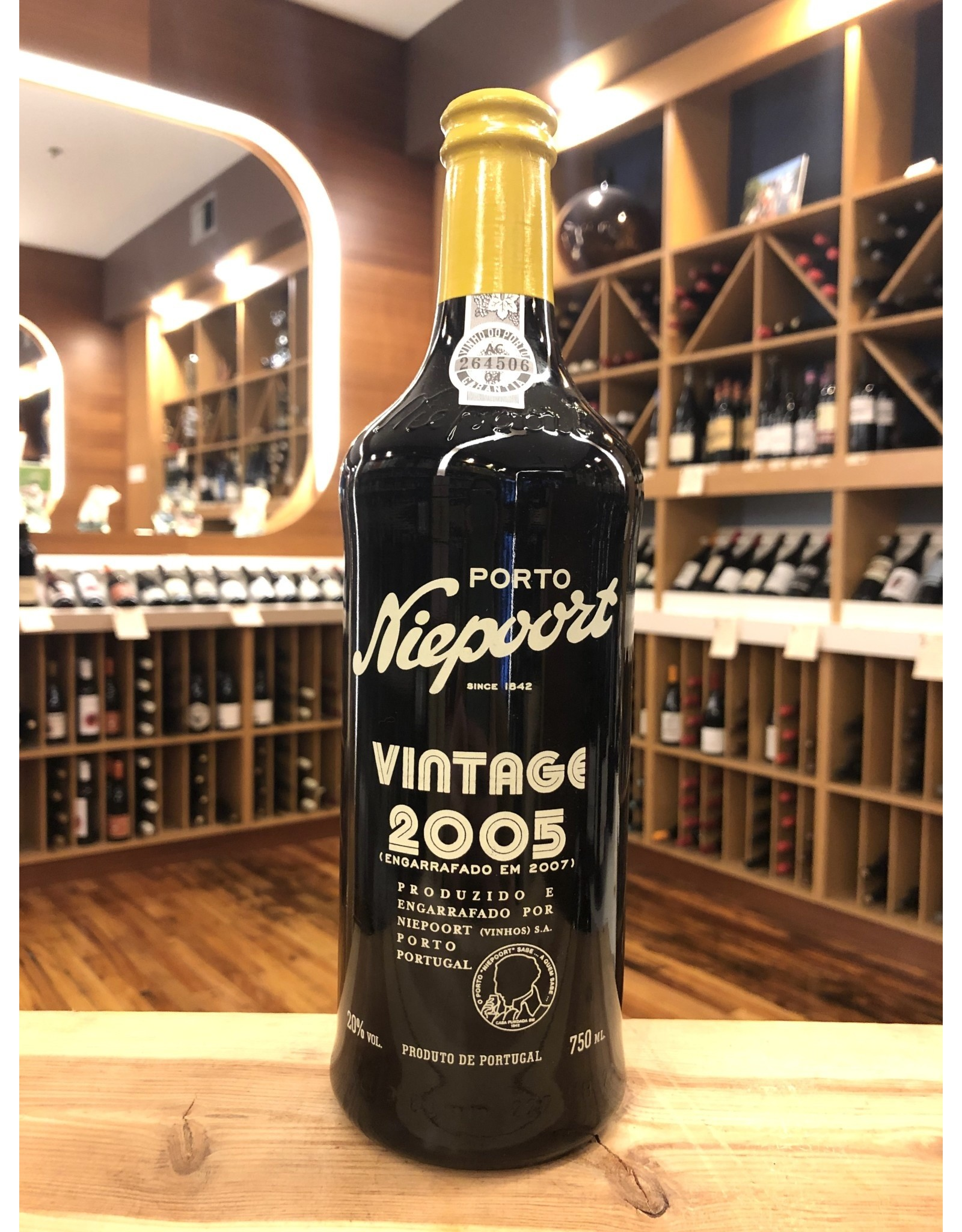 Niepoort Vintage 2005 Port - 750 ML