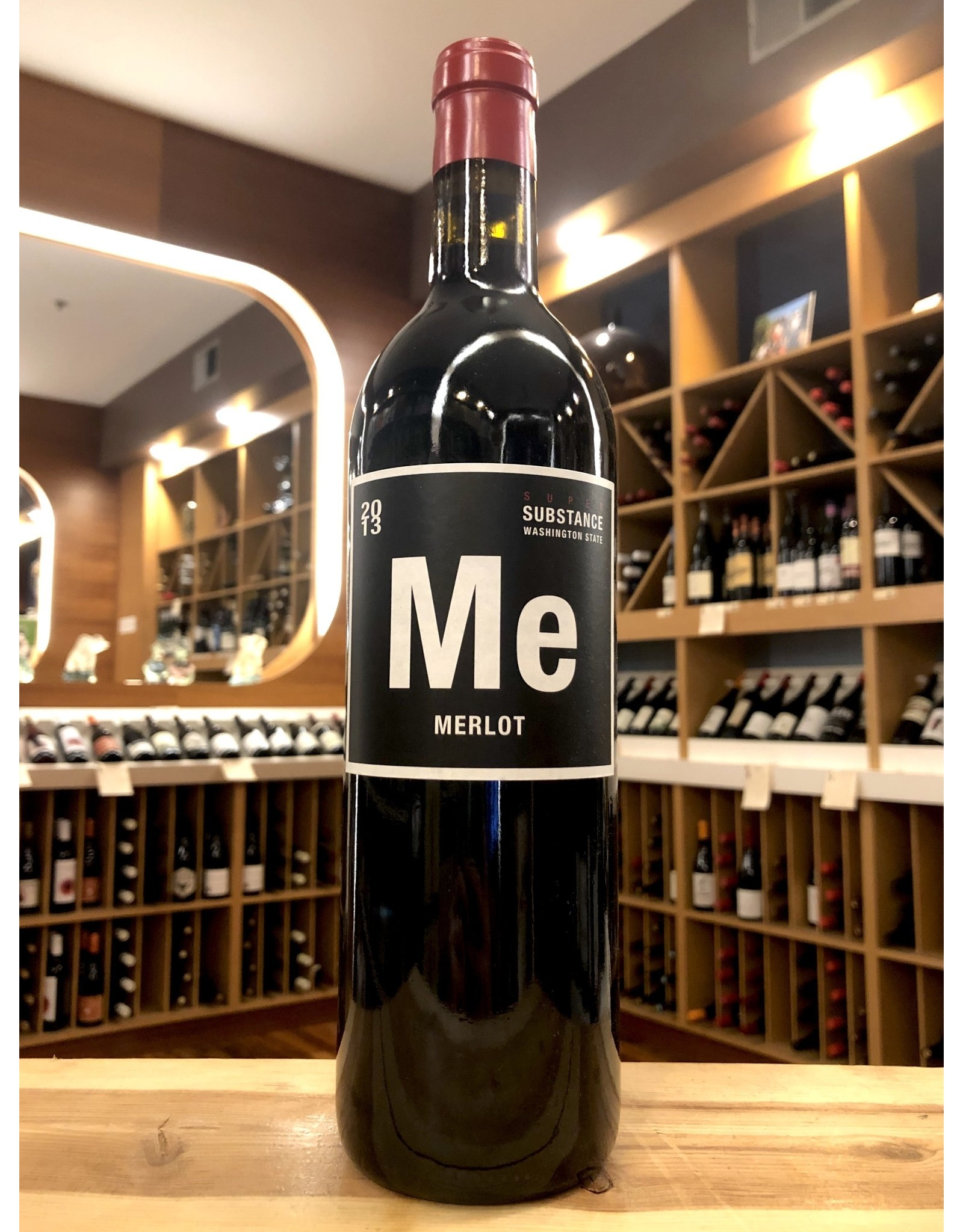 Super Substance Merlot ME - 750 ML
