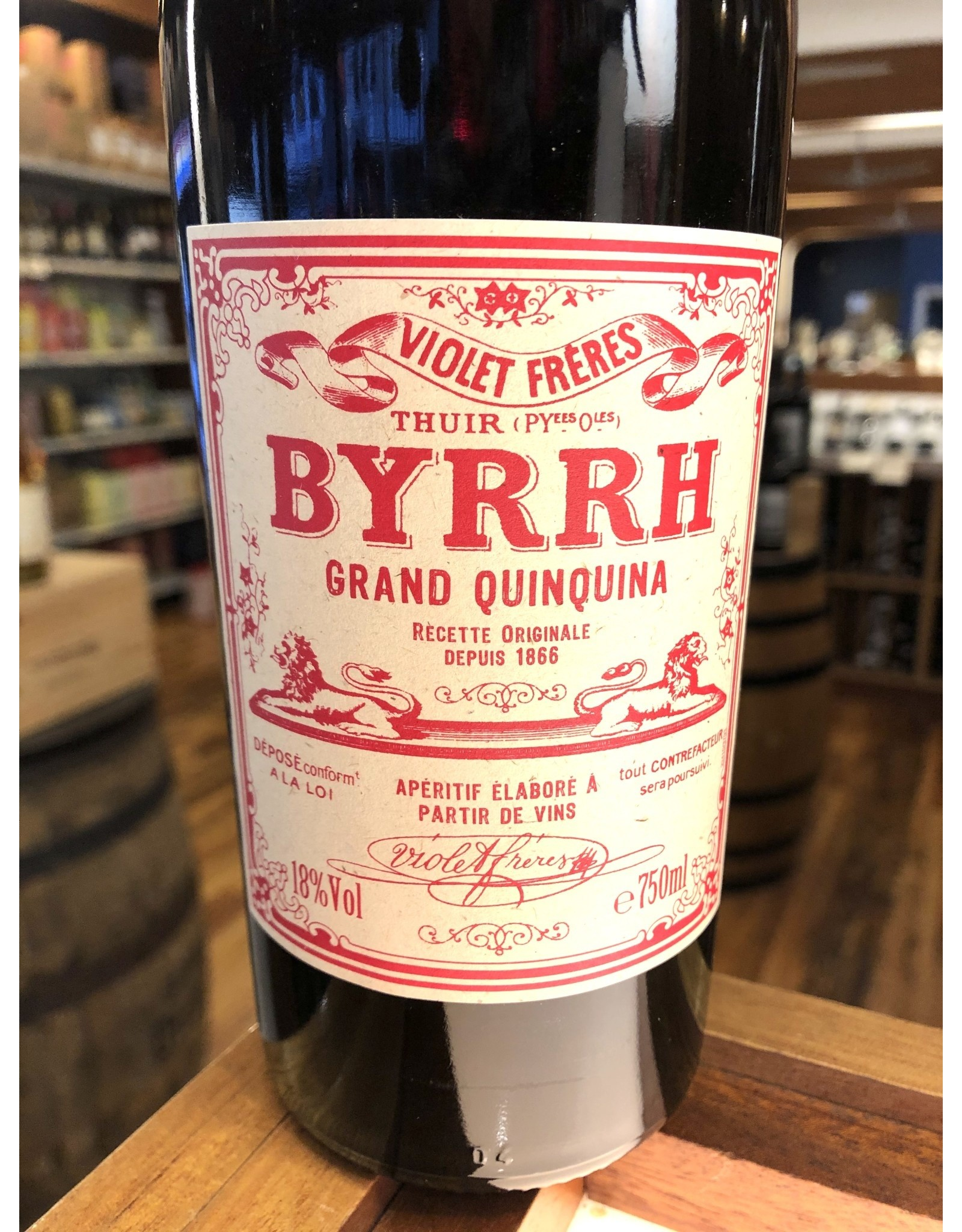Byrrh Grand Quinquina - 750 ML